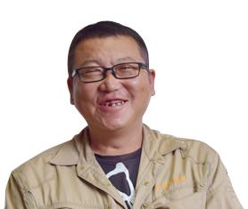 笠井建設スタッフ - 栗林寛