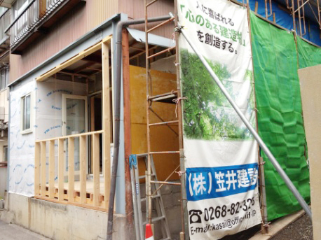 バリアフリーに対応した住宅リフォーム
